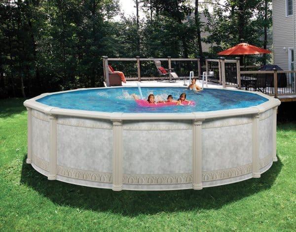 piscine hors-terre dynasty