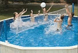 jeu de piscine hors-terre