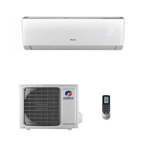 gree air conditioning gwh12qc lomo series wall inverter heat pump 3.5kw 12000btu a 240v 50hz 5425 p
