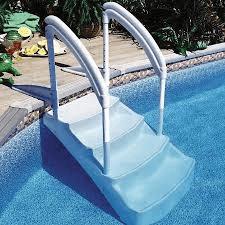marche pour piscine