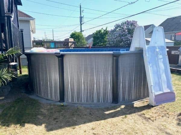 piscine hors terre bombay