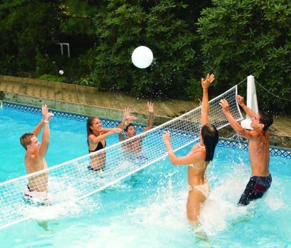 volley ball creusée